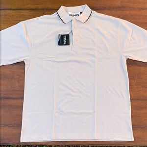 Ping Collection Men's Golf polo shirt size L